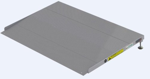 Ez-Access Self Supporting Thresh Ramp 24 Inch Adjustable, 10.5 Pound by EZ-Access (Image #1)