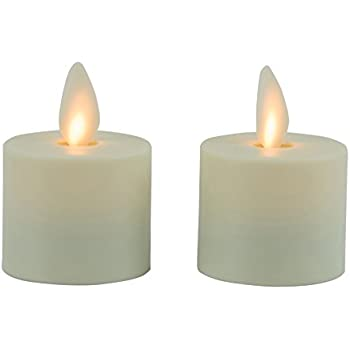 Amazon Com Radiant Flameless Led Candles Remote