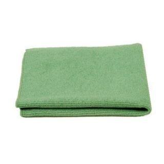 Unisan MFKGBULK 240 Micro Fiber Cleaner Cloth - Green