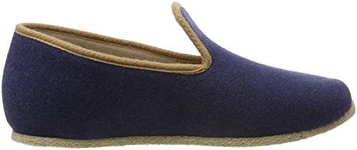 4400130 Chausse A Adulto jean Pantofole Unisex Stivaletto Chaussee 45 Chancenie Blu Mouton wpqAWwFv