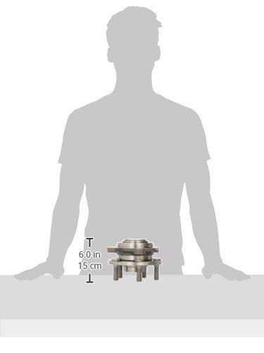 SKF BR930138 Wheel Bearing and Hub Assembly