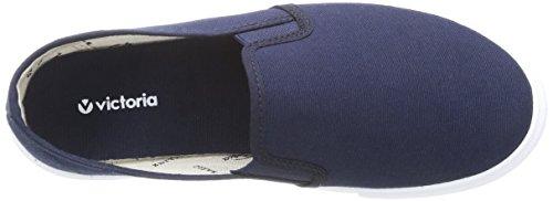 Lona Sneakers Adulto Slip Blu bleu Calego On da Unisex Marino qFtg1xnPwE
