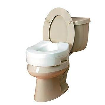 Wondrous Amazon Com Invacare Probasics Raised Toilet Seat Pb307 Pabps2019 Chair Design Images Pabps2019Com
