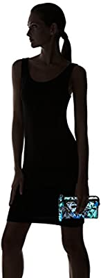 Vera Bradley Front-Zip Wristlet