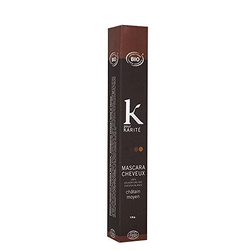 K pour Karité - Mascara castano medio n° 4, 15 g