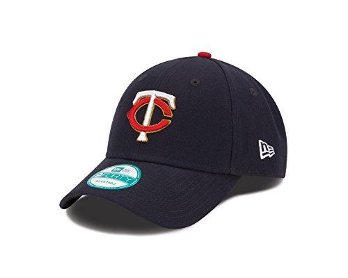 MLB Minnesota Twins Alt The League 9FORTY Adjustable Cap, One Size, Navy
