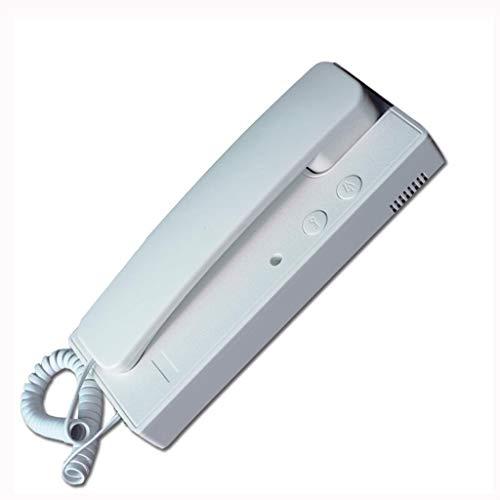 (FLHAINVER Video intercom Indoor Unit ▎ Access Control System General Building intercom ▎ Wired doorbell Non-Video Voice Non-Visual Landline Home)
