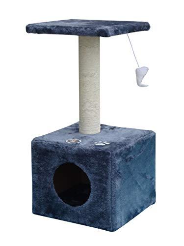 Callas RioAndMe Cat Activity Tree, Scratching Post, (61 cm ; Dark Grey)