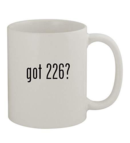 got 226? - 11oz Sturdy Ceramic Coffee Cup Mug, ()