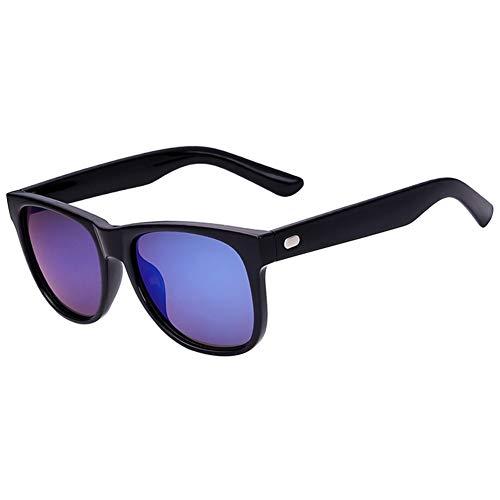 de femmes et amoureux soleil la NIFG rétro soleil réfléchissantes lunettes de colorées Lunettes de personnalité hommes Pw0q7O8
