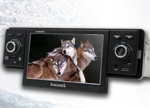 Amazon innovatek in w5gps in dash 5 digital touch screen innovatek in w5gps in dash 5quot digital touch screen single din wifi 3g swarovskicordoba Images