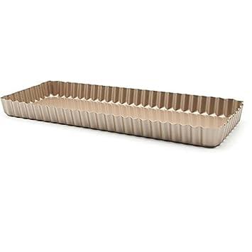 Antiadherente - molde para tarta molde para pan (, Golden: Amazon.es: Hogar