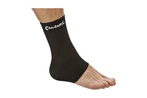 Cho-Pat Ankle Compression Sleeve - Supports & Protects Ankle Pain & Discomfort - Recommended by Medical Professionals (Large, 10.75''-11.75'') by Cho-Pat