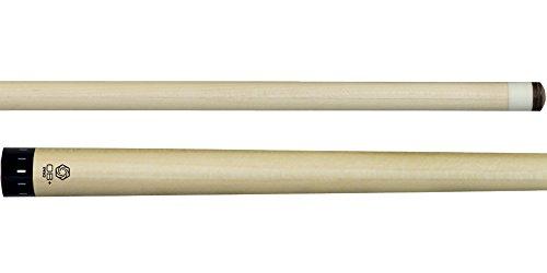Uni Loc Silver Ring - OB Pro Plus Low Deflection Pool Cue Shaft