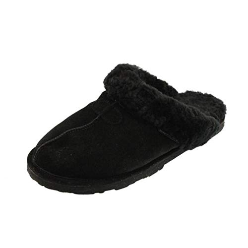 BEARPAW Women's Loki II Black Ii 6 M ()