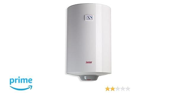 Ariston 3200893 - Calentador eléctrico Junior para baño, fabricado según las normas de la EU, 80 l: Amazon.es: Bricolaje y herramientas