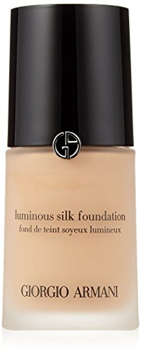 Giorgio Armani Luminous Silk Foundation, No. 4.5 Sand, 1 Ounce