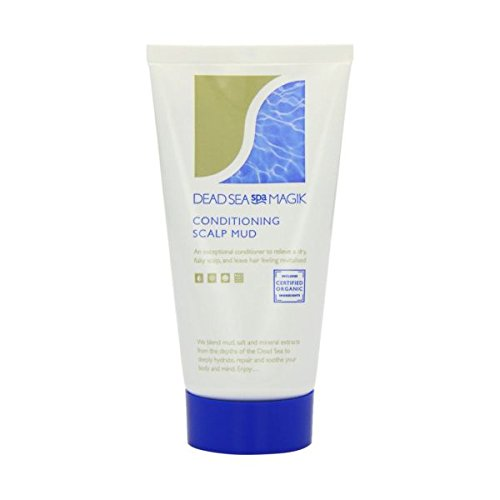 (Dead Sea Spa Magik Conditioning Scalp Mud 150ml (PACK OF 2))