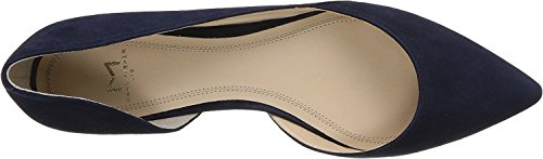 Women's Suede Baltic Deep Fisher Ballet Flat LTD Marc SUNNY4 awPxqOcT