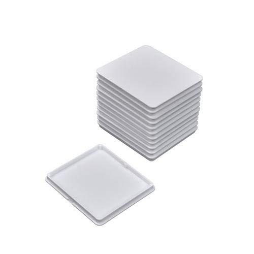 Moda Faceplate Insert-Solid Pack of 108 pcs Oatey 37532