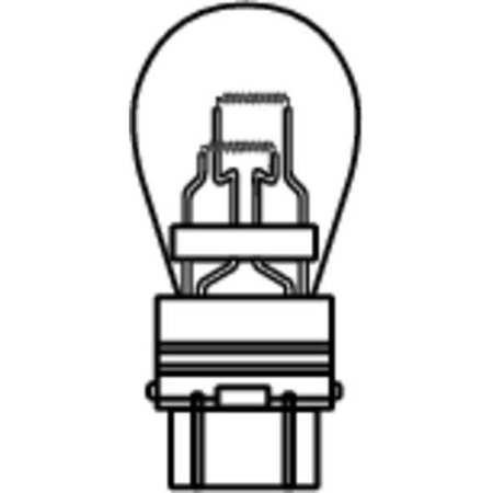 Miniature Lamp, 3357NA 3457NA, S8, PK2 -