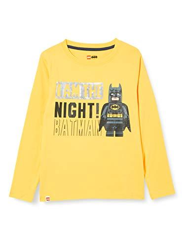 LEGO MW – Langarmshirt Wendepailletten LEGO Batman jongens t-shirt