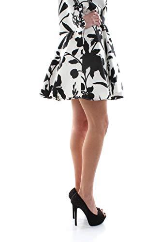 Bianco Jo T2296 I19223 Mujer nero Faldas Liu UCxFqww