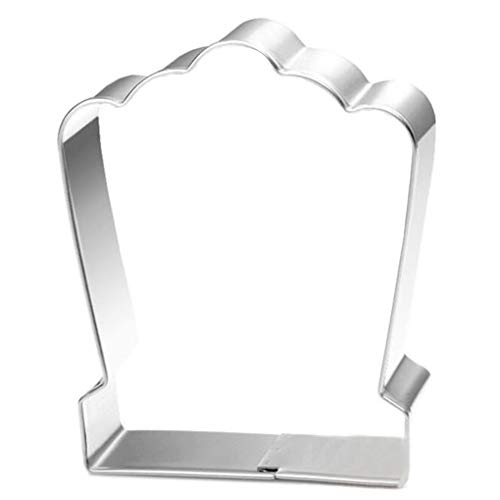 WJSYSHOP Tombstone Cookie Cutter for Halloween Stainless Steel -