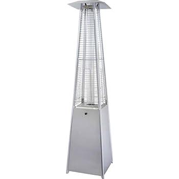 Amazon Com Garden Sun Stainless Steel Quartz Glass Tube