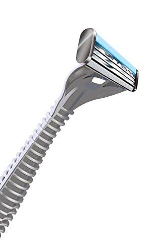 37 Triple Blade Pivot Razor (Pack of468) ()