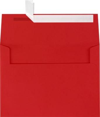 a7 invitation envelopes w peel press 5 1 4 x 7 1 4 limelight
