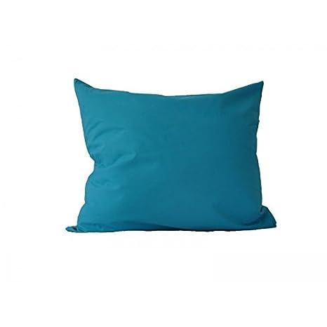 56220 Linden - funda de almohada 50 x 60 cm, color: Turquesa ...