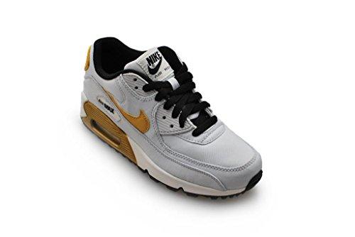 Nike , Herren Sneaker Colour: Pure Platinum Metallic Gold Black Verschiedene, Mehrfarbig - pure platinum metallic gold black 001 - Größe: Verschiedene