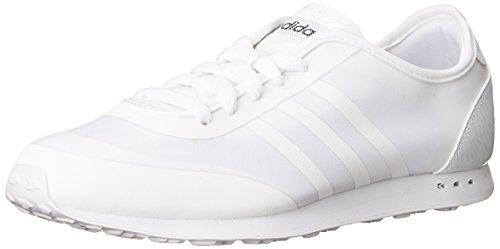 Adidas neo Donna groove tm w runner scarpa, bianco di / nero, 11 milioni di bianco noi 838907