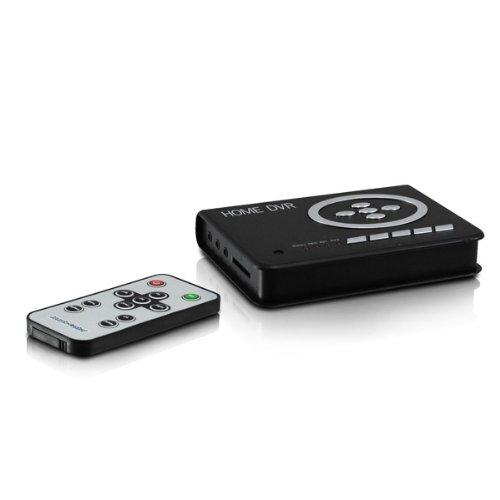 SecurityMan HomeDVR Mini Digital Video Recorder (Black)