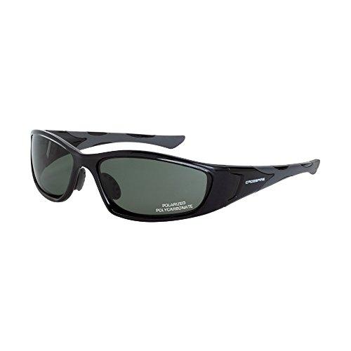 Radianes Garrison gafas de protección con verde azulado lente polarizada 232941234e28