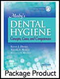Mosby's Dental Hygiene - Text and Study Guide Package: Concepts, Cases, and Competencies, 2e