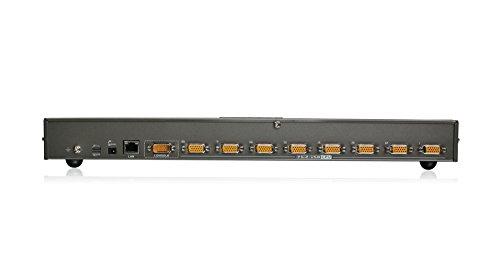 IOGEAR 8-Port IP Based KVM Kit with USB KVM Cables, TAA Compliant, GCS1808iKITUTAA by IOGEAR (Image #2)