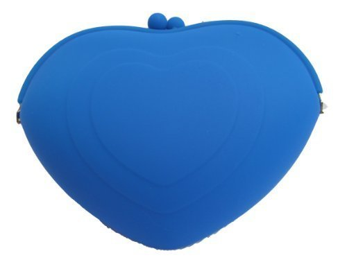 Heart Red Cute heart Fashion bag Blue bag Silicone Bag large Fat heart Girls silicone catz Clutch Pink by copy Ladies pink catz silicone Hand blue Bag Large Shaped Purse or large tqqvwr5n