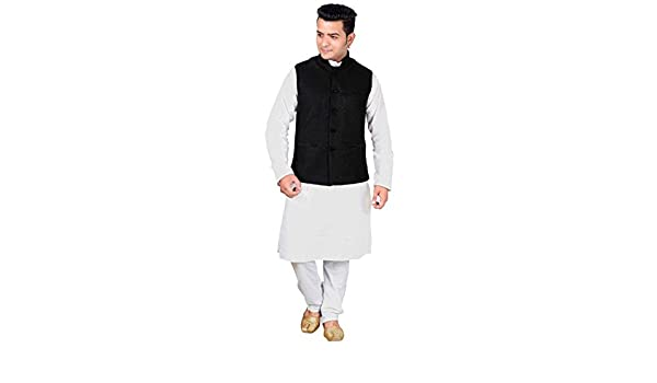137b178523c Amazon.com  Men s Nehru Gandhi Modi Style Waistcoats ribbed velvet mix  Indian waistcoat 1013  Clothing