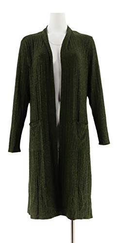 Lisa Rinna Collection Petite Open Duster Cardigan A280329