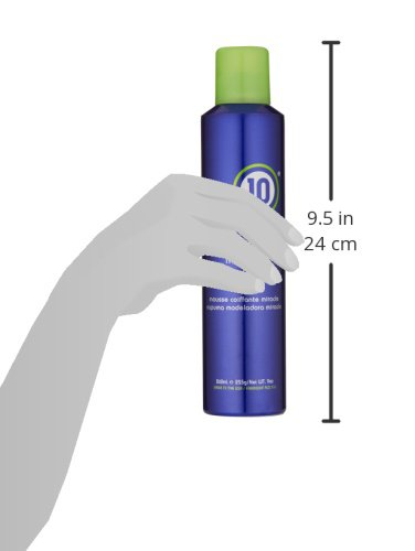 It's a 10 Haircare Miracle Styling Mousse, 9 fl. oz. by It's a 10 Haircare (Image #3)