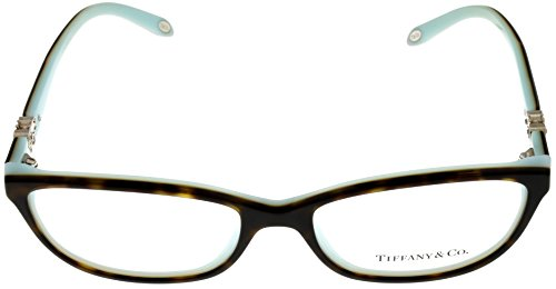 221df70c35 Tiffany   Co. Prescription Eyeglasses Frame Women Havana TF 2051-B ...