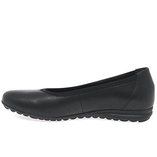 negro mujer zapatos 4 Gabor Splash casuales xvSAn5XOq