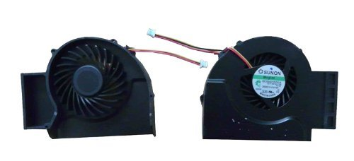 Lenovo Fan - New CPU Cooling Fan For IBM Lenovo W510 T510 Series integrated P/N: GC055010VH-A