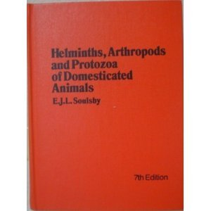 Helminths, Arthropods and Protozoa of Domesticated Animals ()