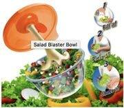 Salad Blaster - Salad Blaster Bowl