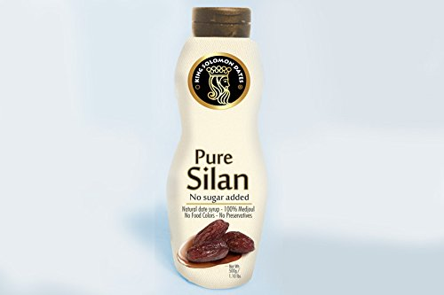 King Solomon dates  Pure Silan 100% Medjoul Dates Syrup