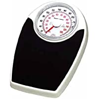 Health o meter Professional 142KL Mechanical Floor Medical Scale with Large, Easy-to-Read Dial; 330 lb/150 kg Capacity