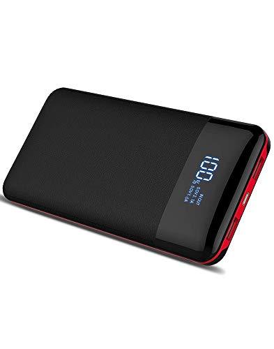ForMe Powerbank 20000 mAh Externe Batterij Accu met LCD Digitaal Display Draagbare Powerbanks 2 Outputs Hoge Capaciteit